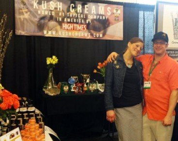 Lady Business: Megan Schwarting of Kush Creams